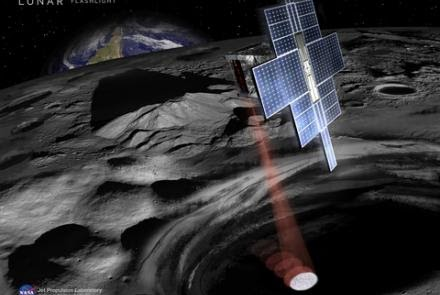 Lunar Flashlight