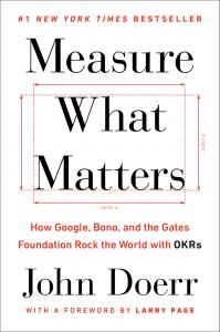 Книга о методике целей и ключевых результатов