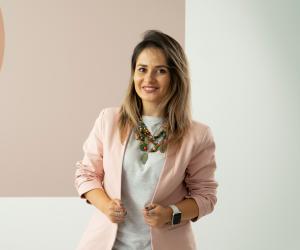 Нелли Гарибян, основательница маркетплейса MOODua