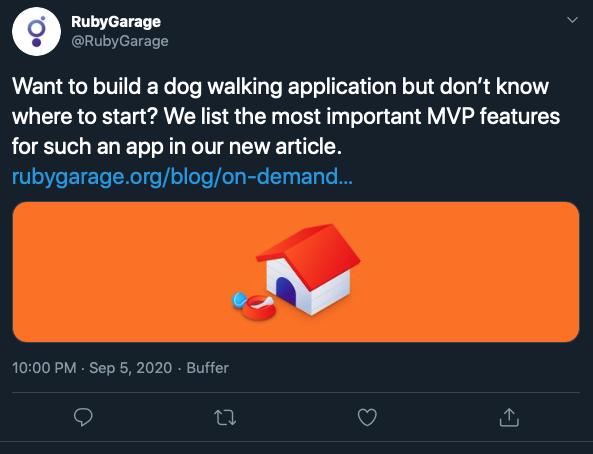 Репост с серверным рендерингом. Источник: RubyGarage