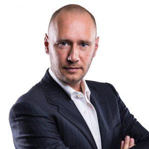Учредитель и директор академии ШАГ Дмитрий Корчевский. Фото: Facebook