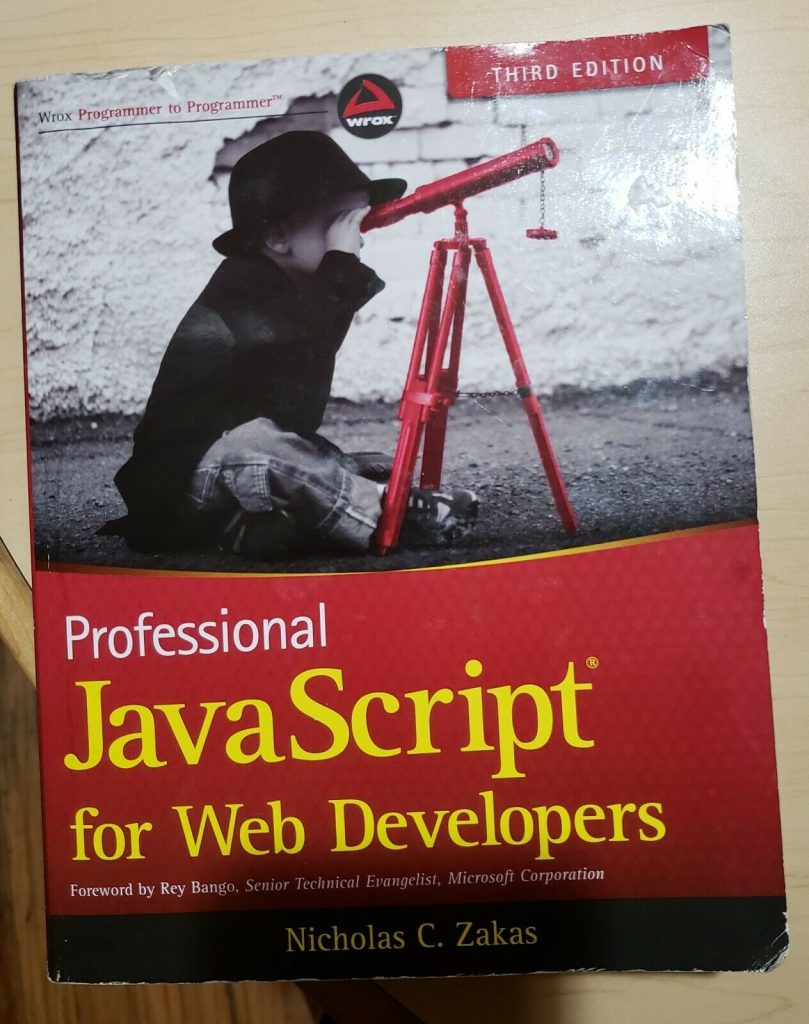 Nicholas C. Zakas «Professional JavaScript for Web Developers»