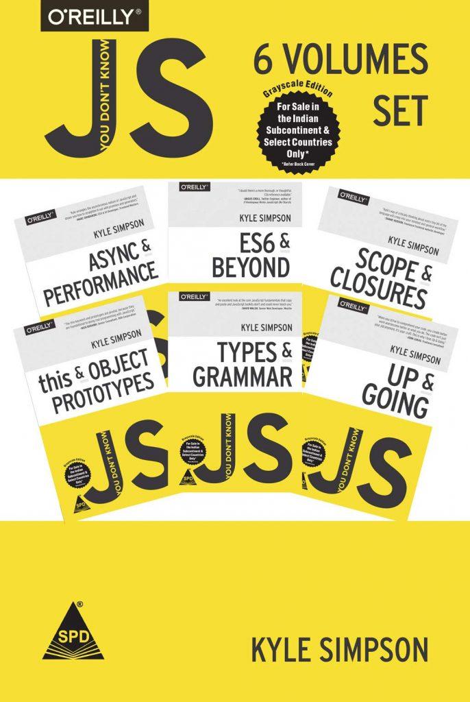 Кайл Симпсон «Вы не знаете JavaScript»: серия из шести книг