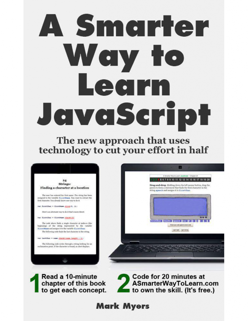 Mark Myers «A Smarter Way to Learn JavaScript»