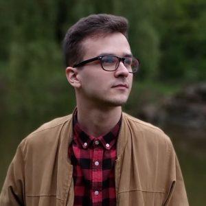 Андрей Романюк — разработчик приложения Memescraper
