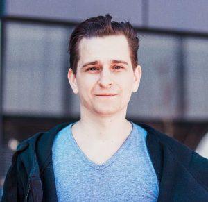Артем Пахомов — разработчик Repeatbot