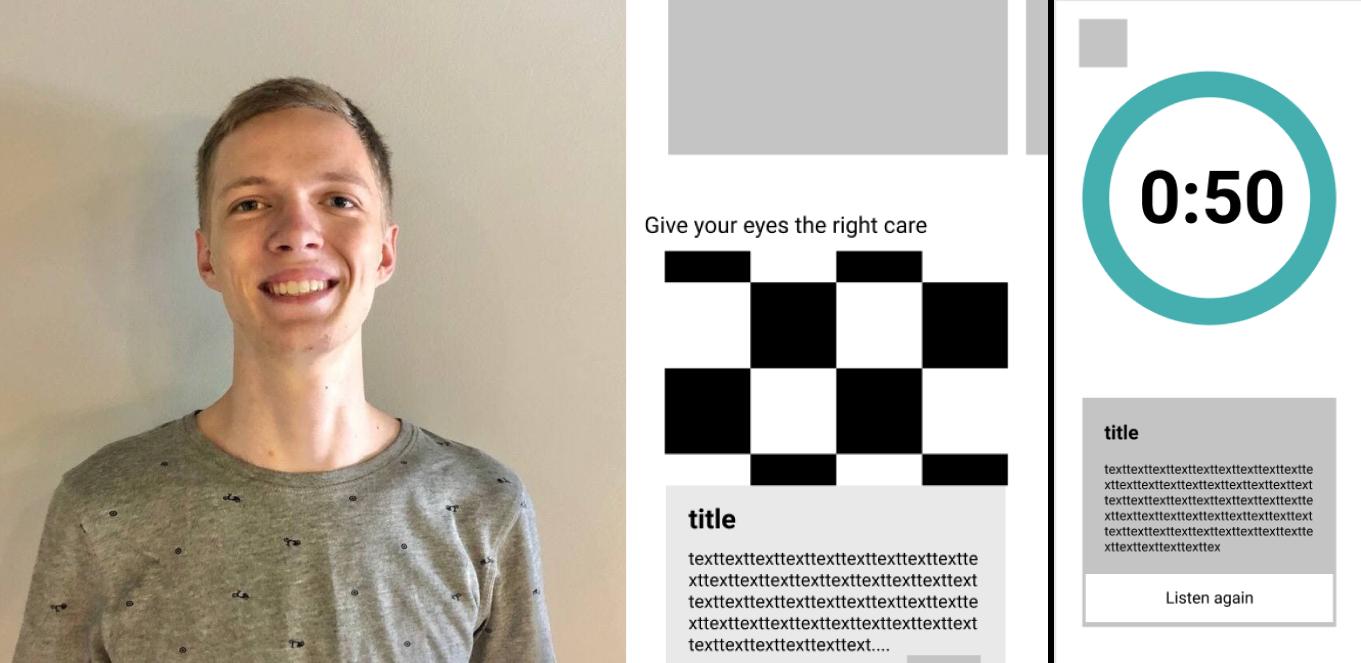Все время забывал делать зарядку для глаз, хотя половину жизни смотрю в экран: как я создал приложение для улучшения зрения