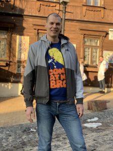 Игорь Филиппов — разработчик приложения Train Me