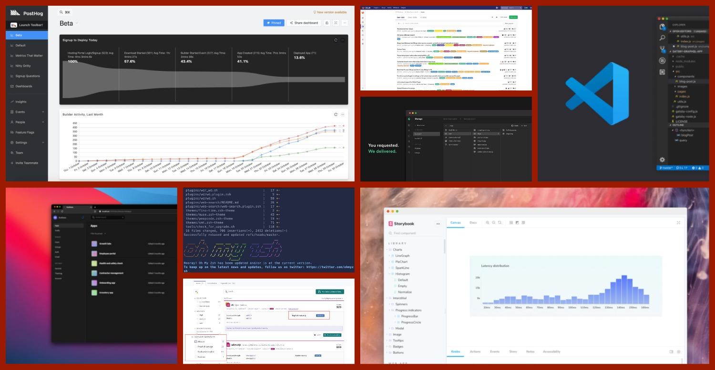 Опенсорс-инструменты для разработки