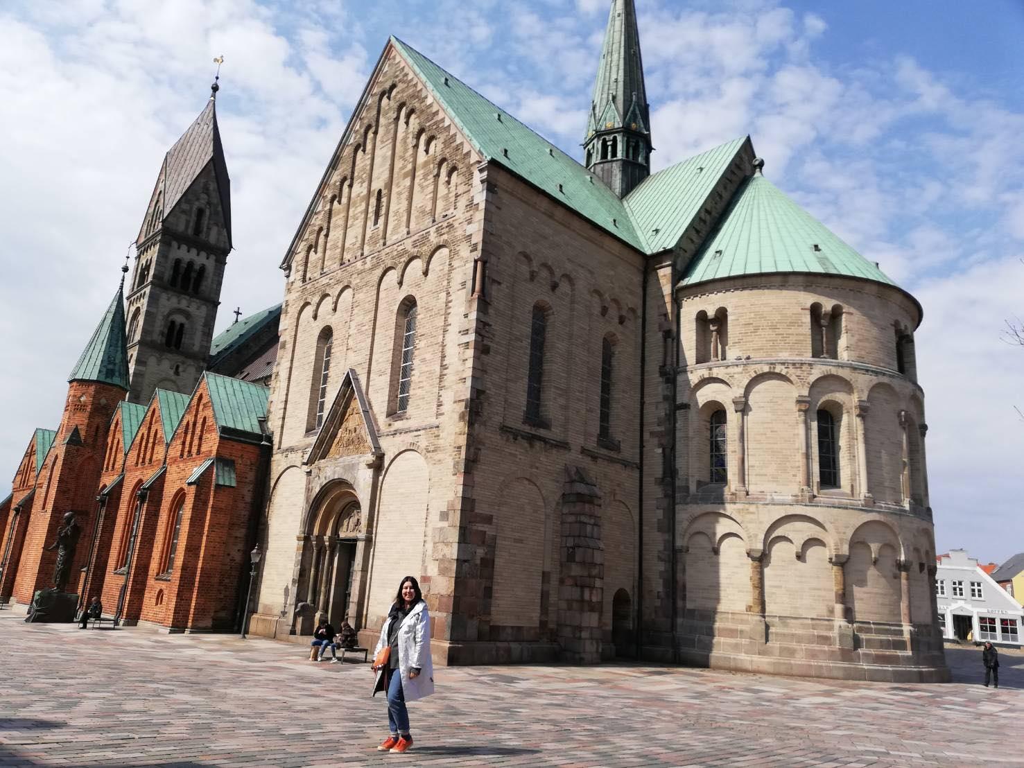 Наташа Бирюкова в Дании. Из личного архива героини