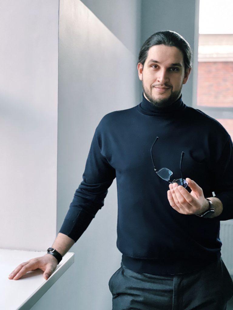 Руководитель офиса LeverX Group в Украине Алексей Яременко