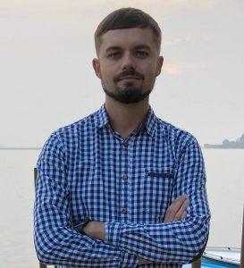 Тарас Концур — разработчик сервиса мониторинга курса гривны к доллару Follow-uah