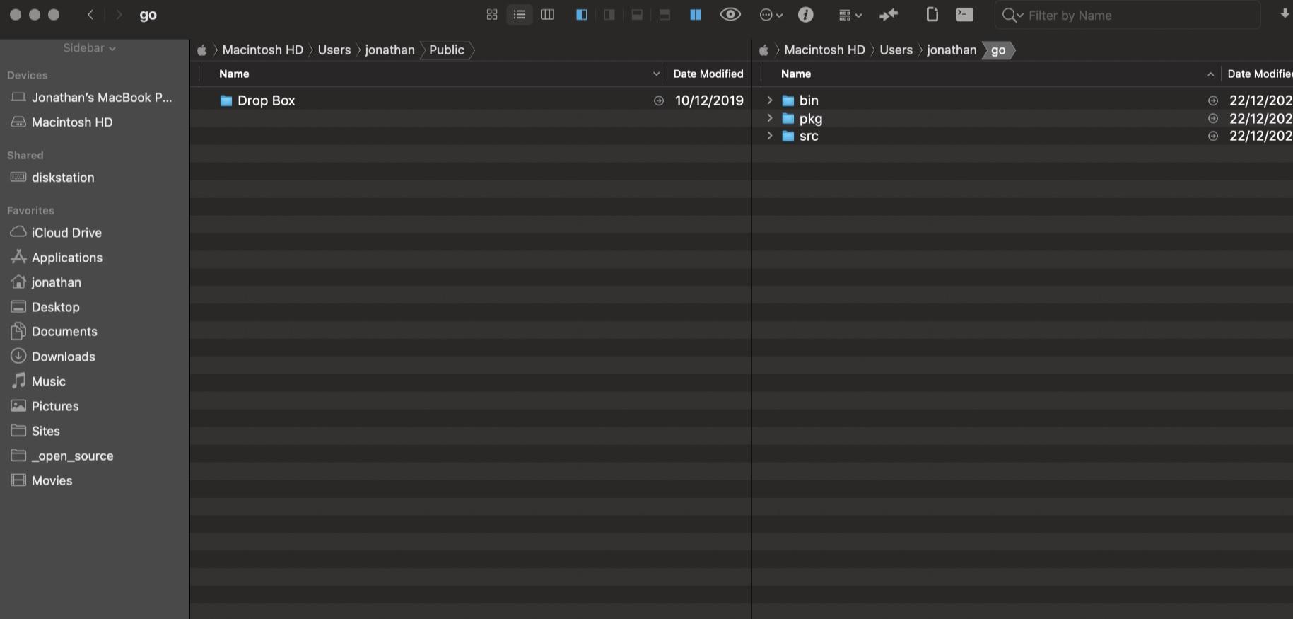 Интерфейс программы PathFinder
