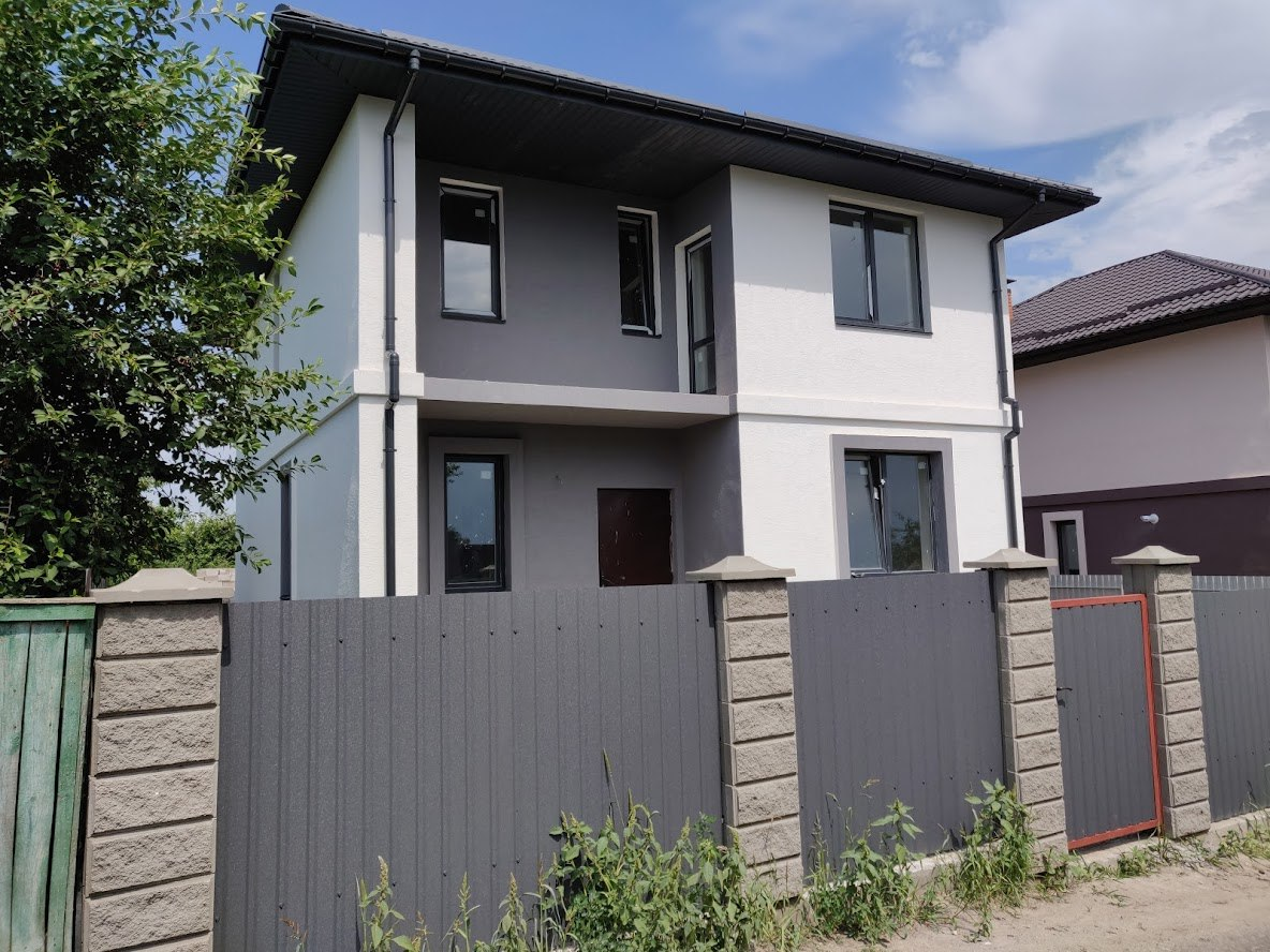 Дом Геннадия Мищевского