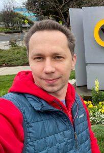 Delivery Management Director в EPAM Максим Овсяников