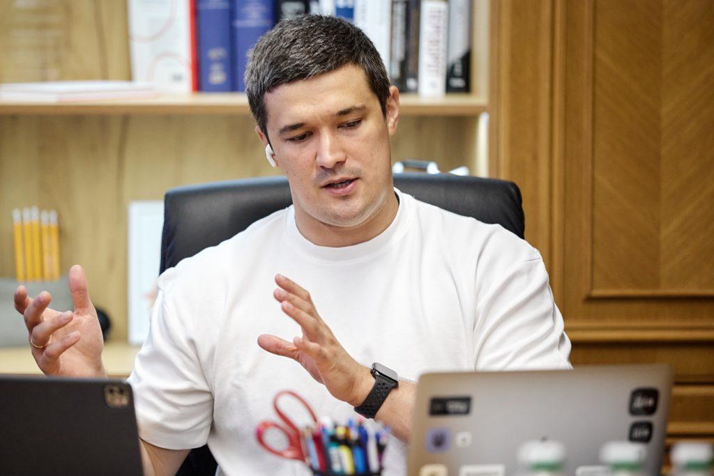 Михаил Федоров. Фото: Минцифры