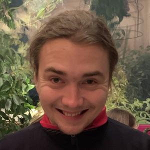 Николай Мозговой — автор проекта Wordis Puzzle