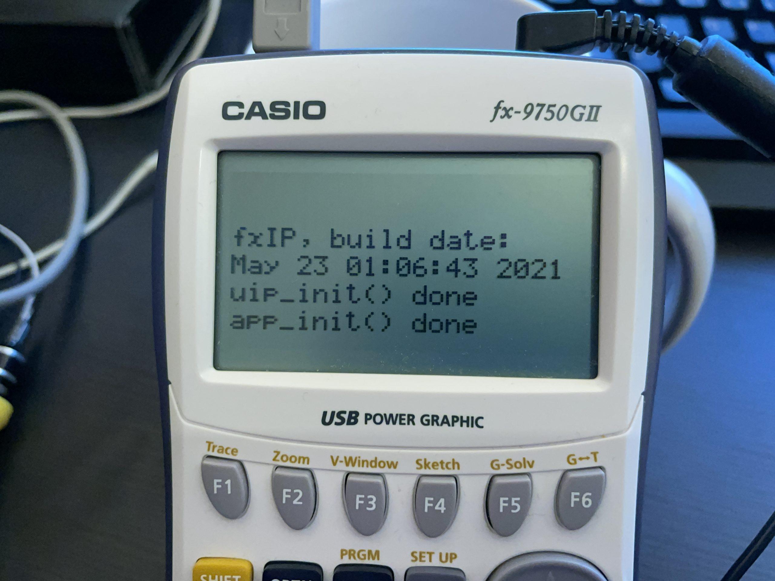 Запуск веб-сервера на калькуляторе_2