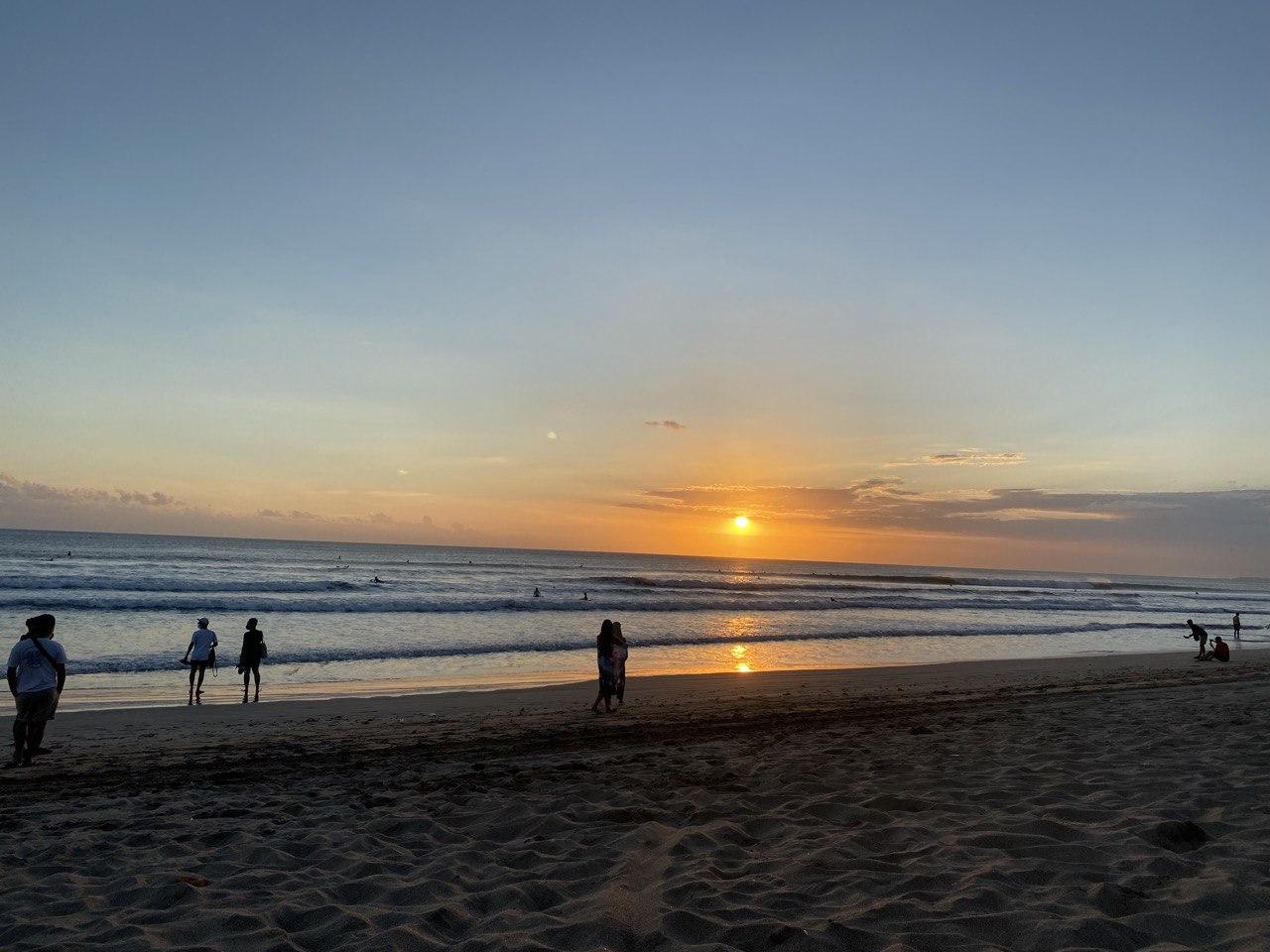 Пляж на Бали. Фото предоставлено героем интервью