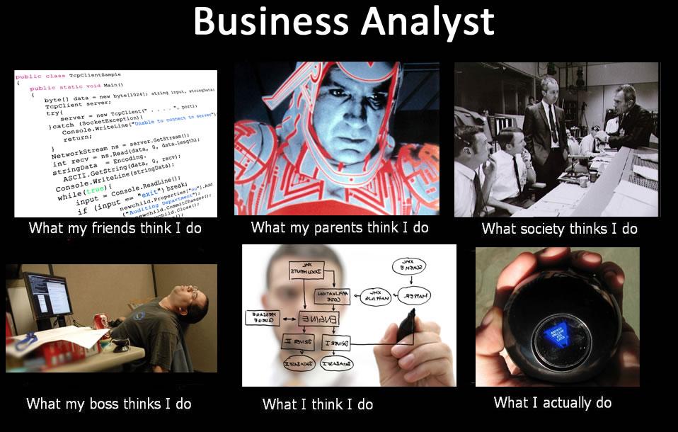 Бизнес-аналитик