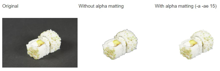 Альфа-матирование