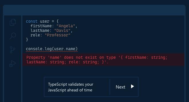 TypeScript / typescriptlang.org