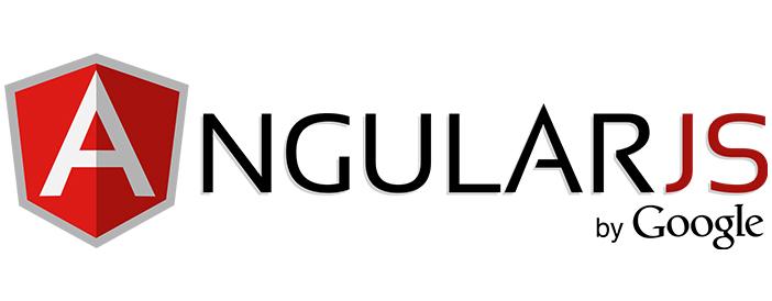 Логотип Angular