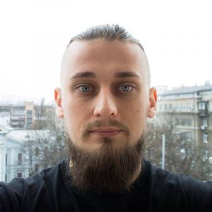 Solution Architect Андрей Никишаев