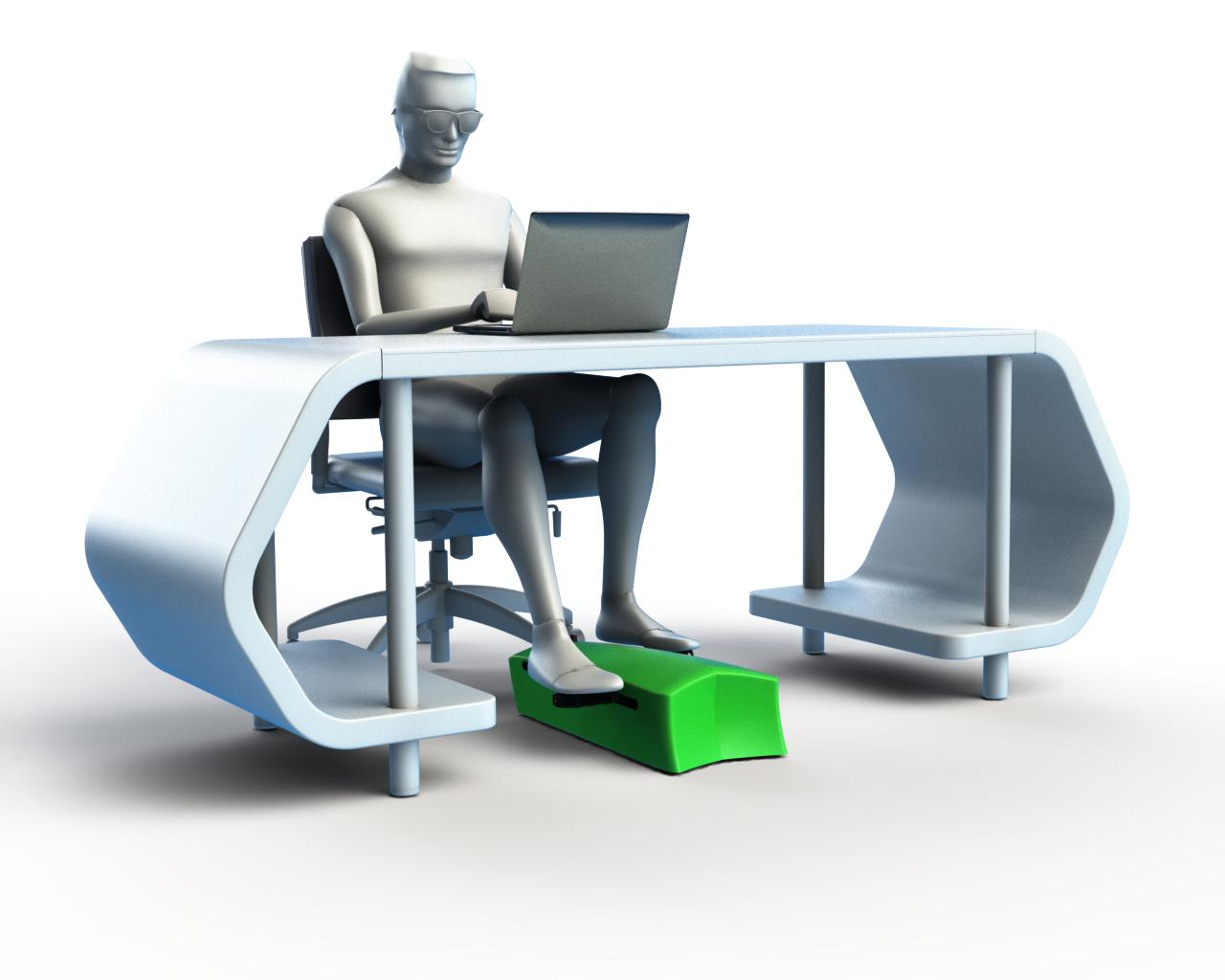 Sit&Fit, визуализация