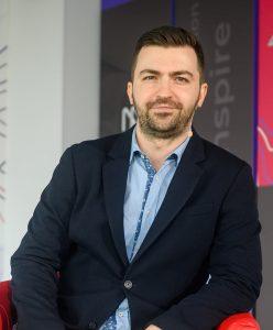 Тимлид и разработчик в Innovecs Родион Азнауров