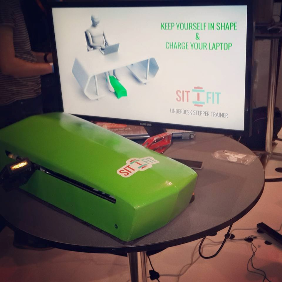Sit&Fit, прототип