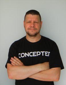 СТО Concepter Алексей Олейник