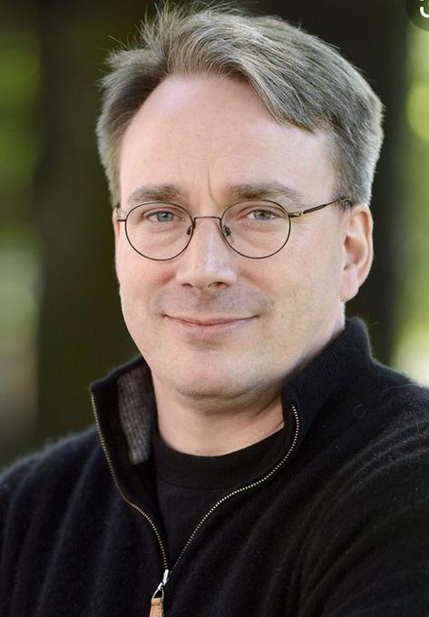 Создатель Linux Линус Торвальдс