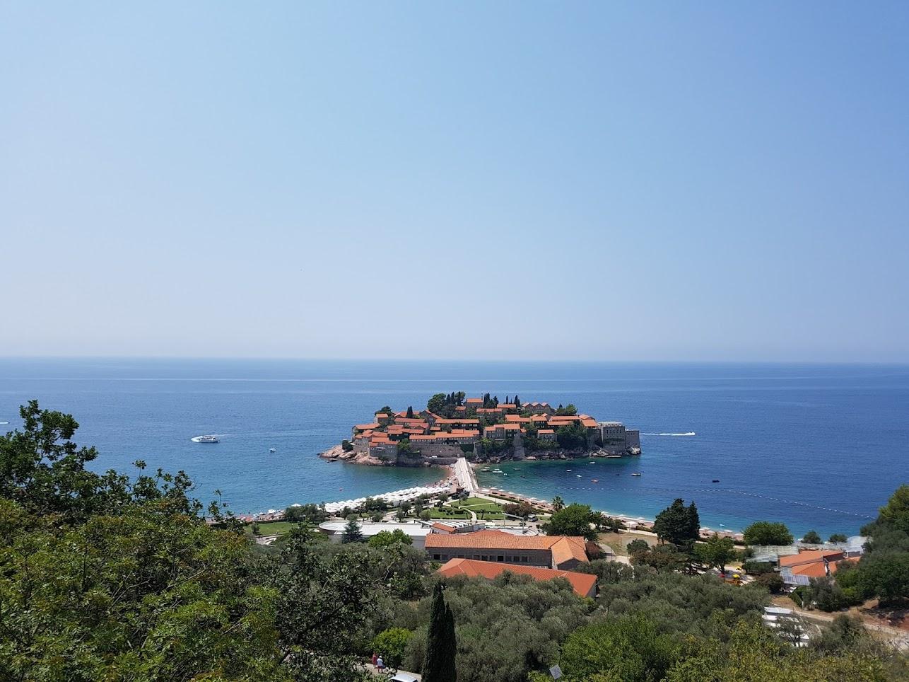 Черногория, остров Свети Стефан