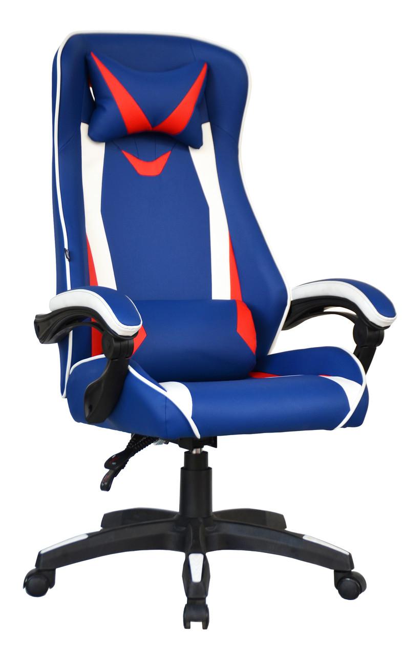 Кресло ExtremeRace Black, Dark Blue