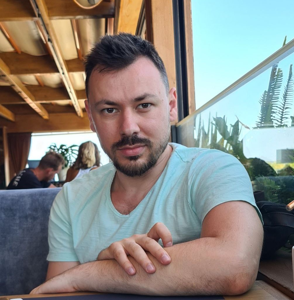 Дмитрий Олареско, CEO Beetroot Academy