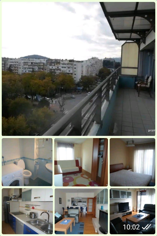 Квартира, в которой Павел жил в Подгорице