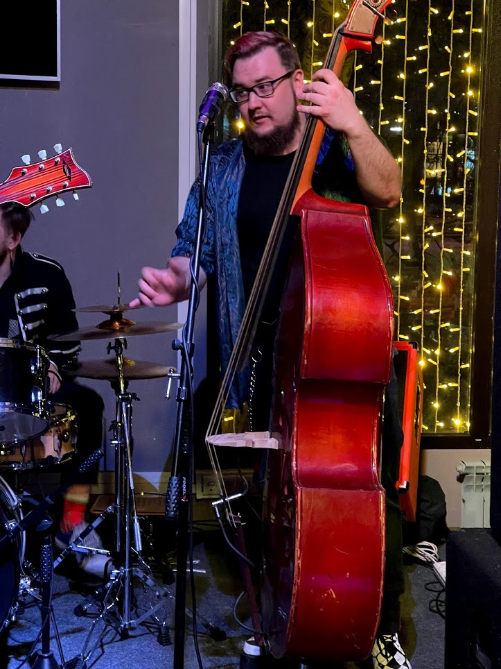 Павел Селиванов на концерте в Москве