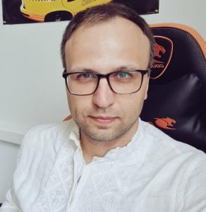 Главный редактор ITC.UA Тарас Мищенко