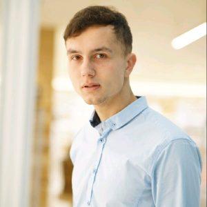 Разработчик Даниил Иванов.