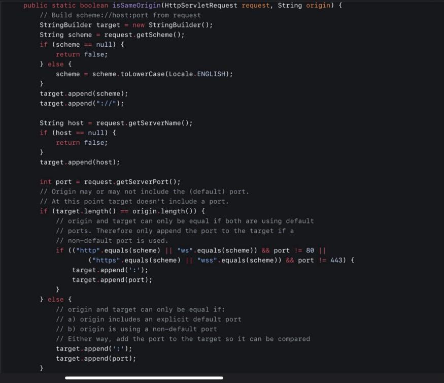 Тот же код, но больше