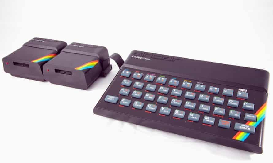 Компьютер ZX Spectrum