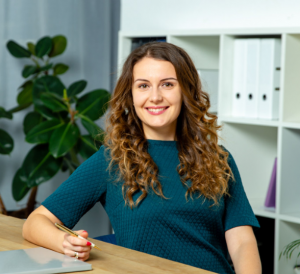 Управляющий партнер CNA International IT Таисия Млюзан