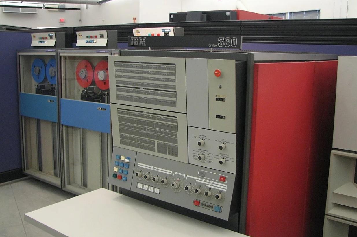 Мейнфреймовый компьютер