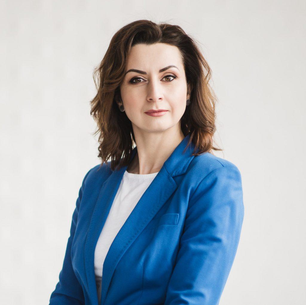 Наталья Колядко, экспертка по управлению талантами в EPAM
