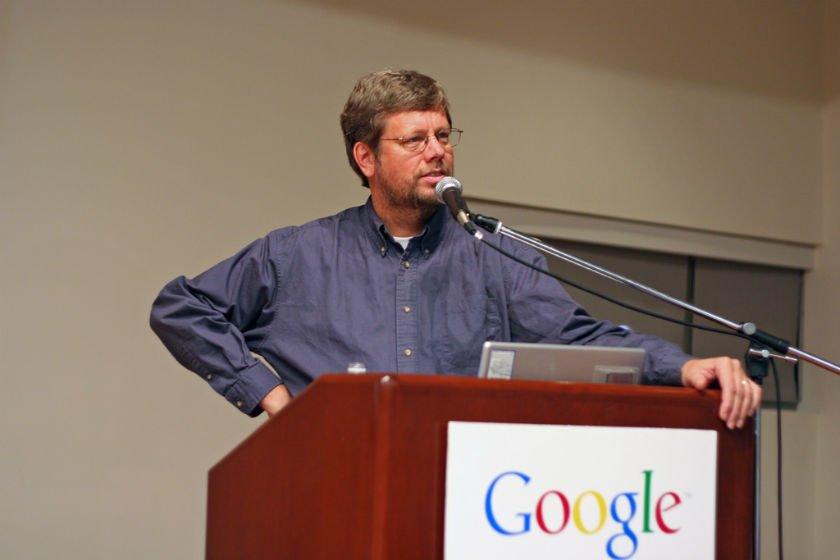 Пруф, что Гвидо ван Россум работал на Google