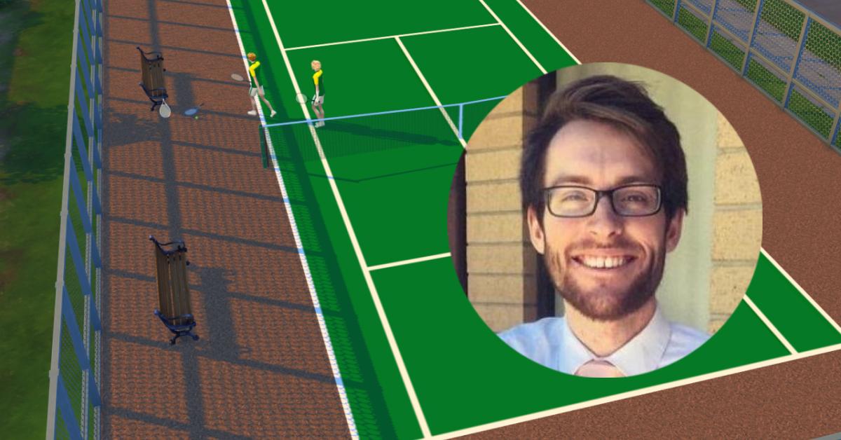Писать код — это «игра проигравших». Как теннис может изменить взгляд на программирование