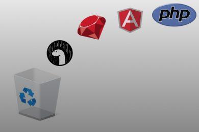 7 технологий, которые точно не понадобятся веб-разработчику: советы на личном опыте