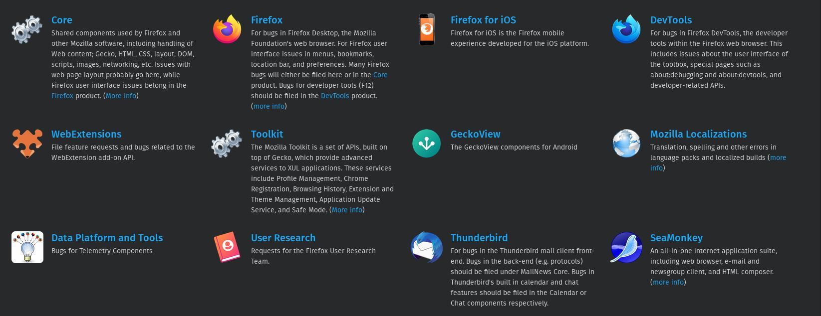 Firefox — это браузер с открытым исходным кодом