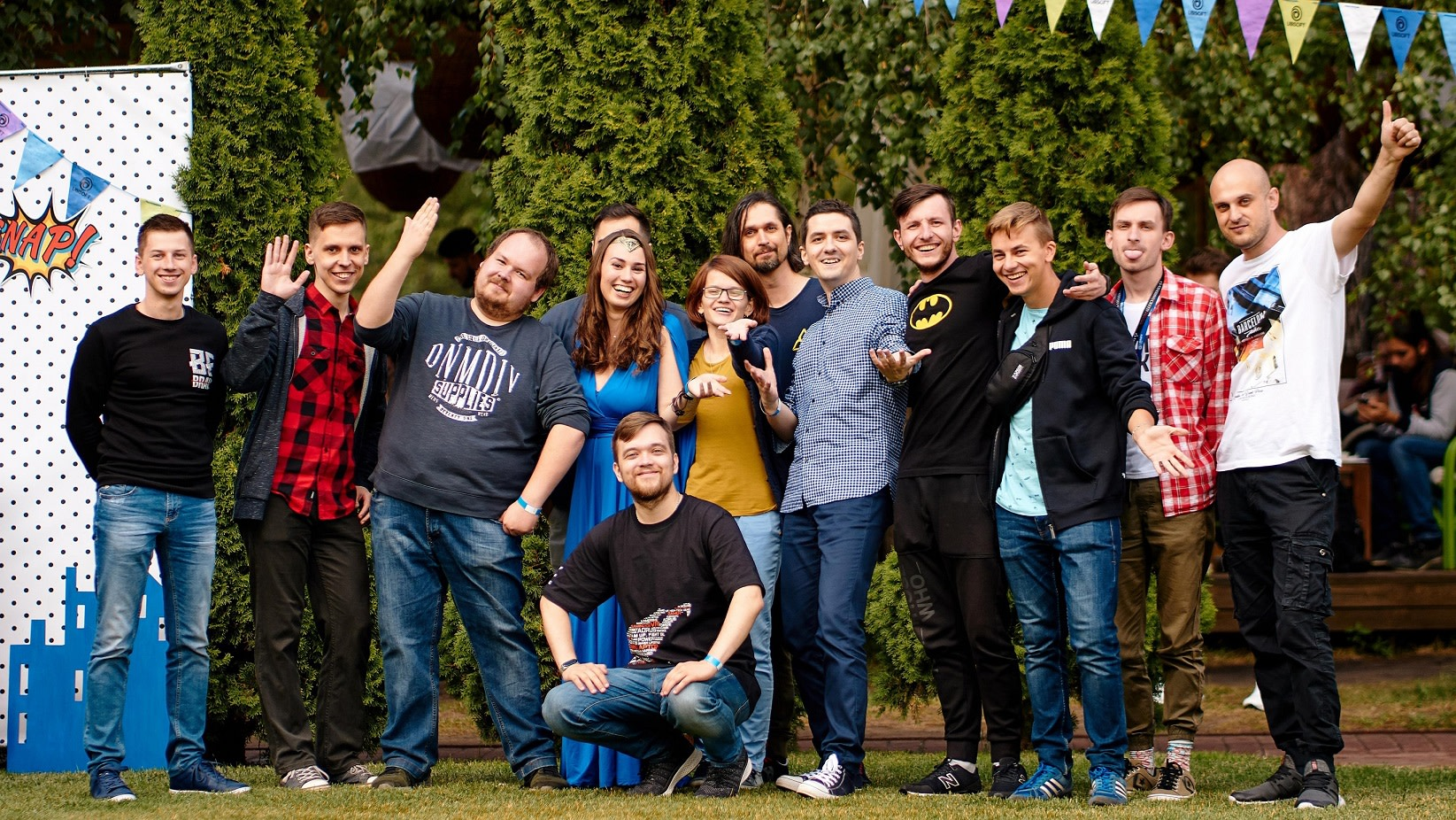 Команда Ubisoft Kyiv